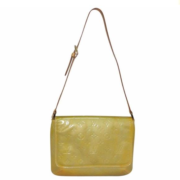 Louis Vuitton Handbags - Louis Vuitton Monogram Vernis Thompson ShoulderBag